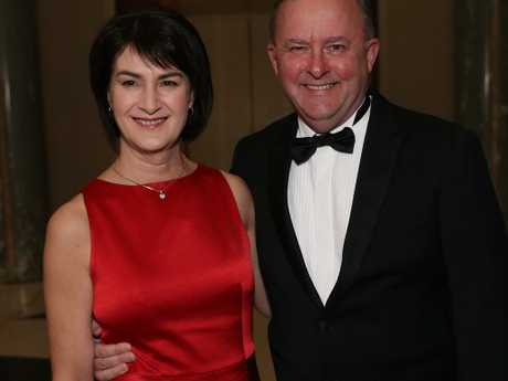 The former deputy prime minister split from Ms Tebbutt in January. Picture Gary Ramage