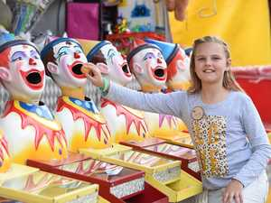 ROLLING COVERAGE: Kids loving the rides at Fraser Coast Show