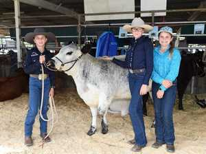 Fraser Coast Show 2019 - (L) Riley and Rachael Brown