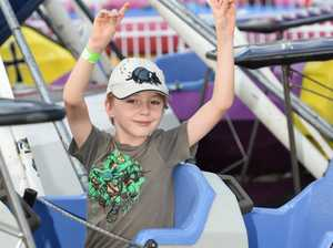 Fraser Coast Show 2019 - James Lowien,7, from Hervey