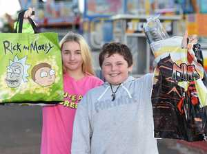 Fraser Coast Show 2019 - Holly and Callum Hams from