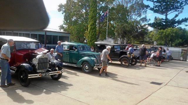 MOTORING: Tabeel residents were treated to some special visitors on Wednesday.