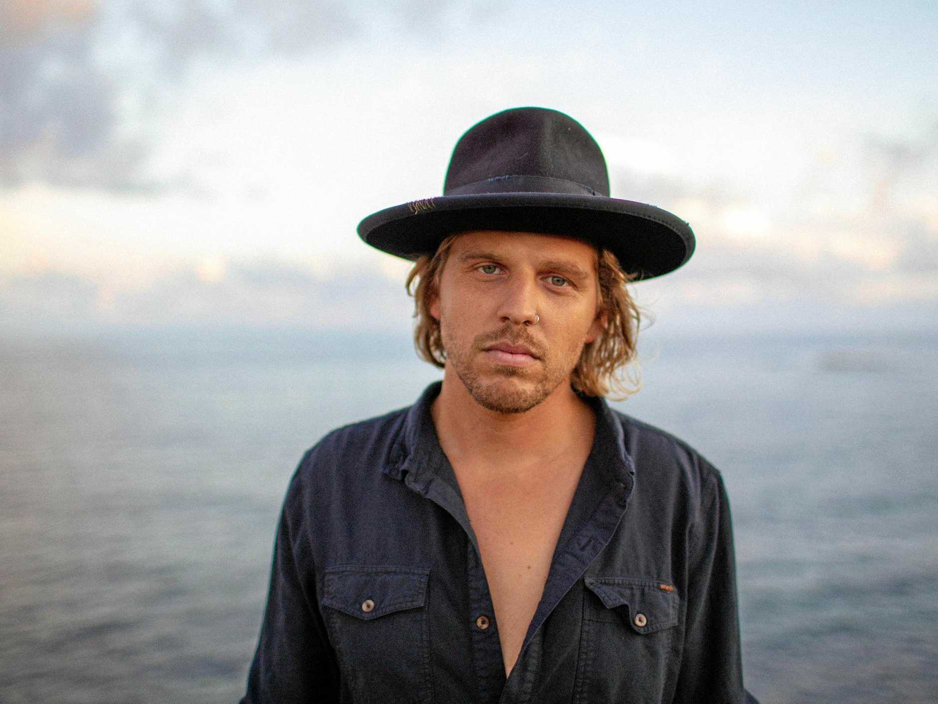 FROM THE SOUL: Kyle Lionhart will be playing at the Sunshine Coast Festival Sea N Sound on June 8.