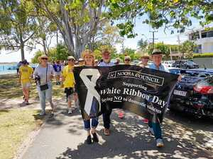 DV awareness targeted in May