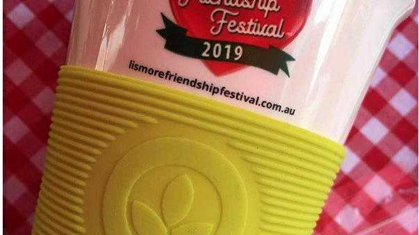 Friendship Festival bans plastic in Piazza