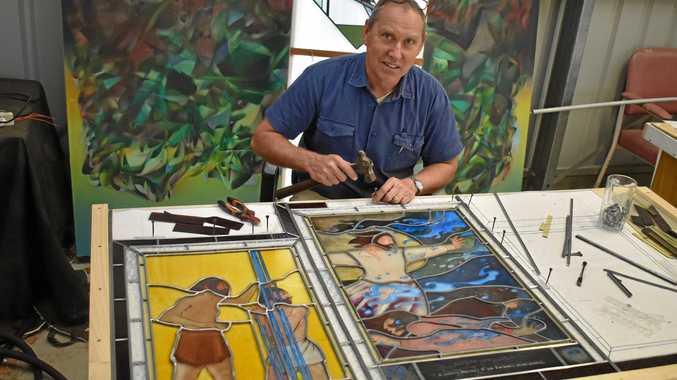 GB artists offer a trail through art