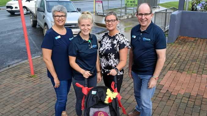 Wheels in motion to end family violence