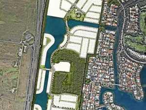 Battlelines drawn in development bid for flood-prone land