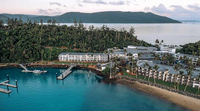 HOST VENUE: Daydream Island Resort will welcome this year's Whitsunday Tourism Awards in October.