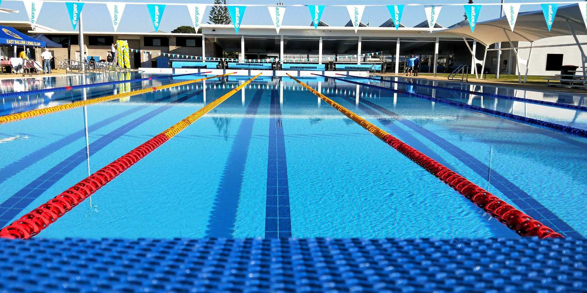 At least one public pool in the Ballina Shire will remain open over the winter months.
