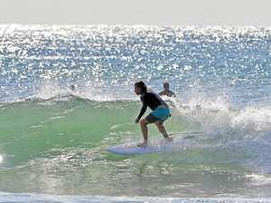 Fun surf may be on the rise