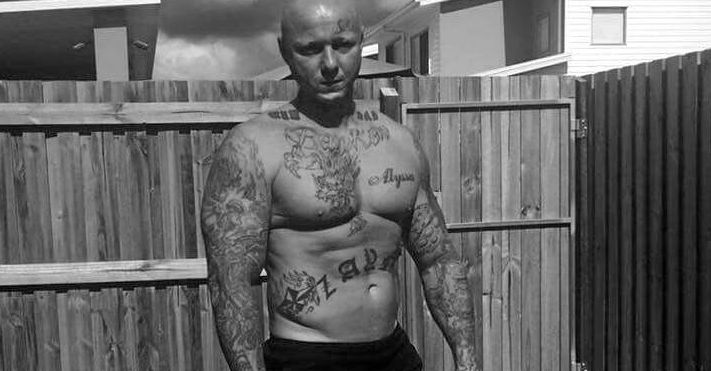 Gary Anthony Barker, 36, was jailed for a string of crimes he committed while on an