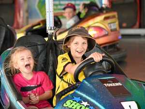 WHAT A RIPPER: First day of Fraser Coast Show a success
