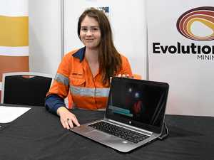 Photo gallery: Careers expo focuses on youth jobs