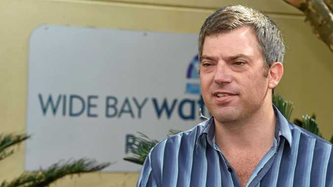 WIDE BAY WATER: Discolouration no cause for concern