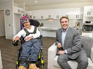 Newly unveiled Toowoomba disability villas cause stir