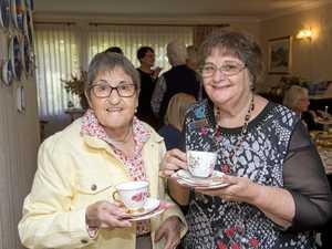Toowoomba biggest morning tea held in memory of friend