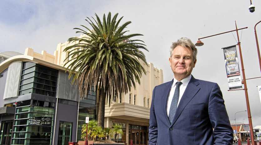 COME TOGETHER: Bernard Salt says Toowoomba needs to come together as a