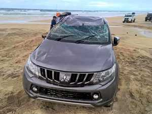 What can happen if you ignore Fraser Island driving advice