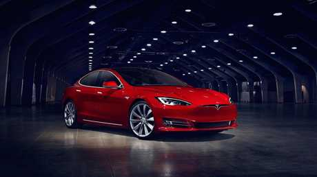 Tesla has often claimed that is cars safer at driving than humans.