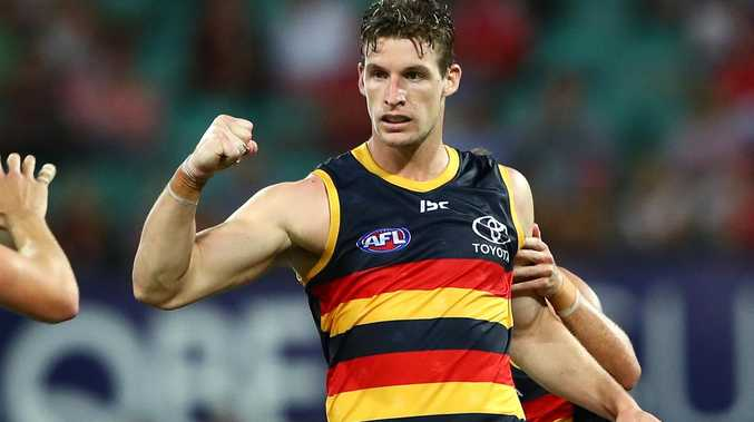 'Stay home': AFL star's tough call to wife
