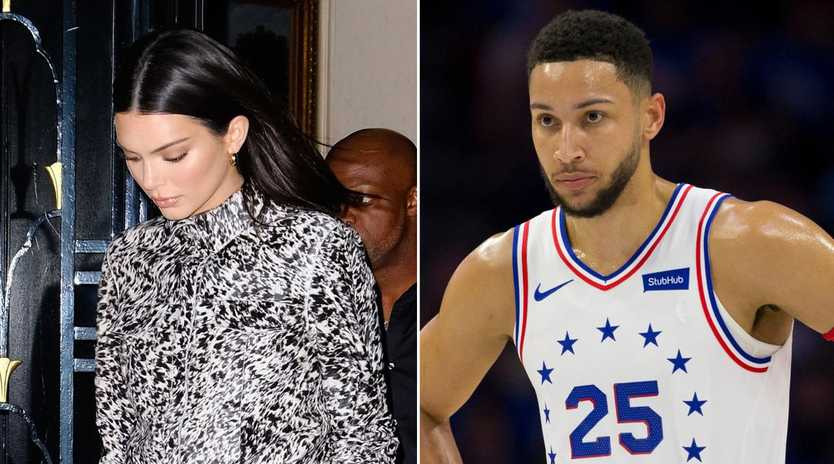 Kendall Jenner and Ben Simmons are heading separate ways.