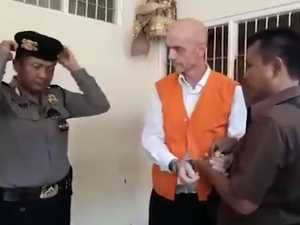Aussie wedding celebrant jailed in Bali