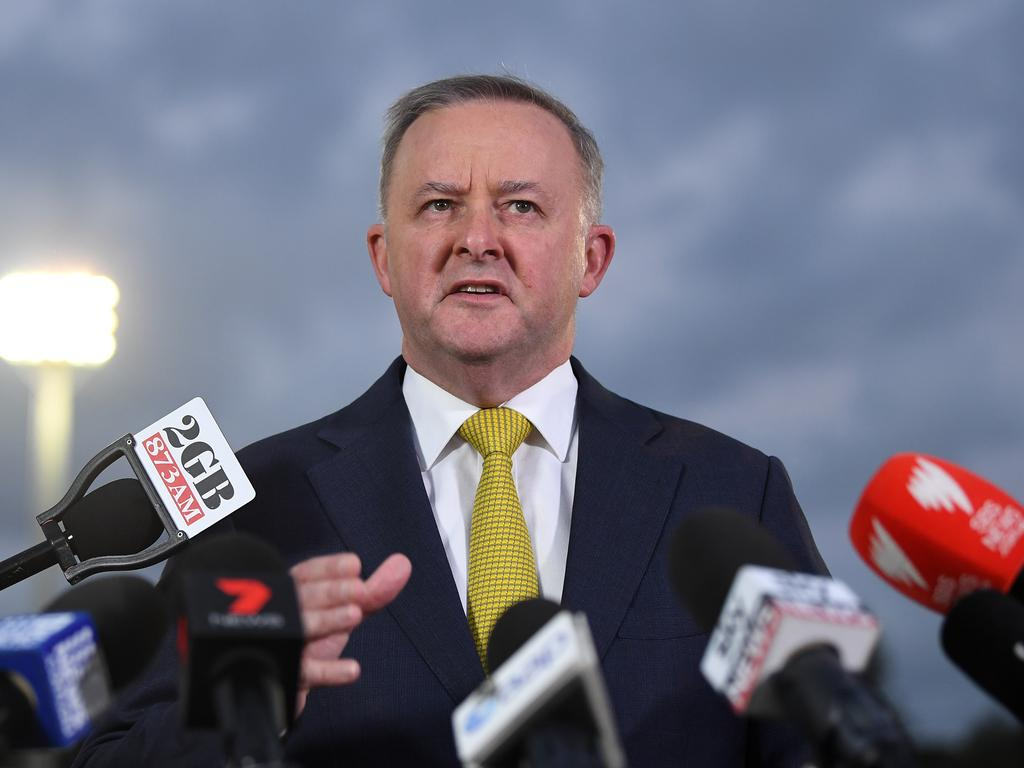 WILL Anthony Albanese continue to defend lawless unions when he is Labor leader?(AAP Image/Joel Carrett)