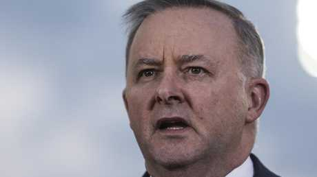 Anthony Albanese looks like he could run uncontested. Picture: Brook Mitchell/Getty Images