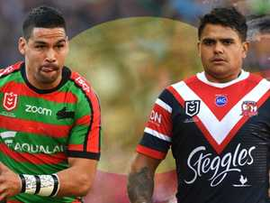 Smashing stereotypes: Cody, Latrell fly NRL indigenous flag