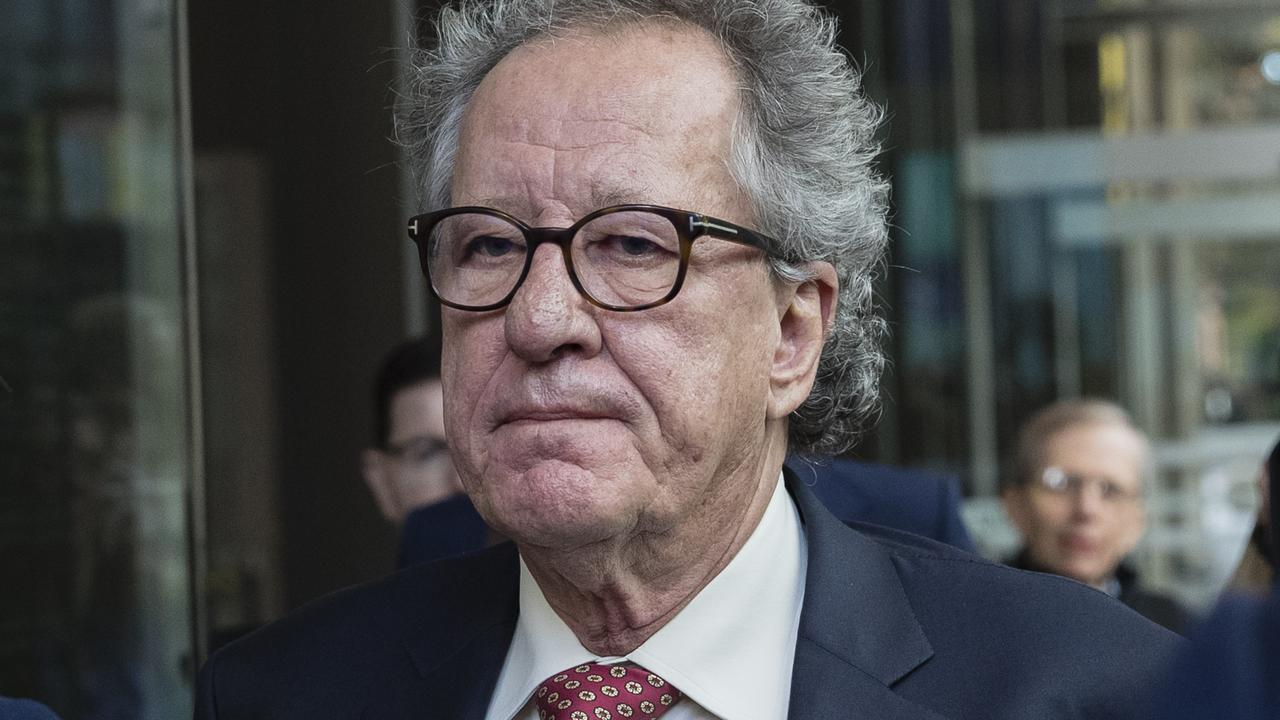 Geoffrey Rush has been awarded a total of $2.9 million after his defamation case. Picture: Brook Mitchell/Getty Images
