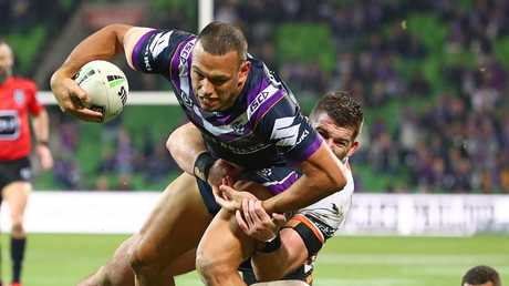 Will Chambers will be playing Origin. But should he? Picture: Getty Images