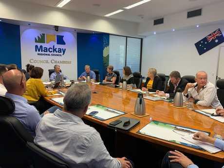 Fair go for our region roundtable held in Mackay.