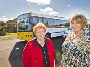 Avondale St bus problem