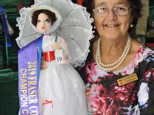 Fraser Coast Show 2019 - Blanche Ninnes from