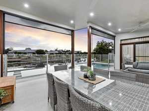 Prestigious Pelican Waters palace awaits