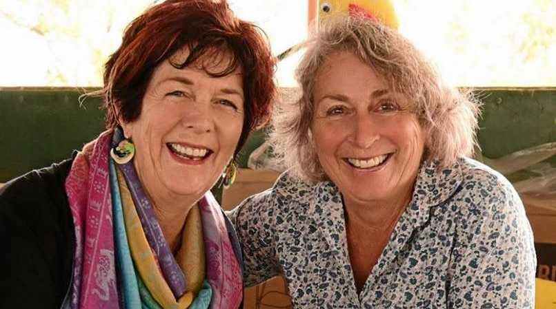 SIGN UP: Authors Sarah Larsen and Debbie Graving will be at the Banana Shire Writers and Illustrators Festival.