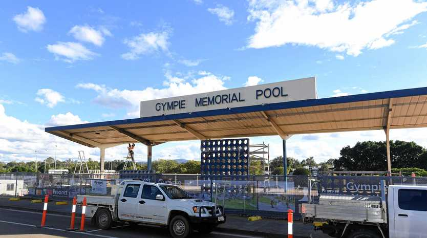 COMING SOON: The Youth Precinct is one of the big changes coming to Gympie this year.