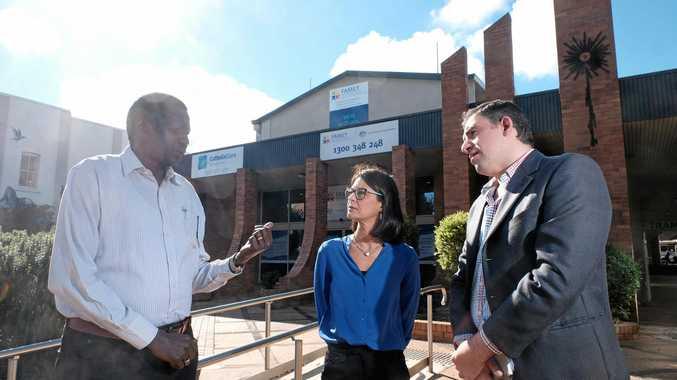REVEALED: Funding not matching city's refugee intake