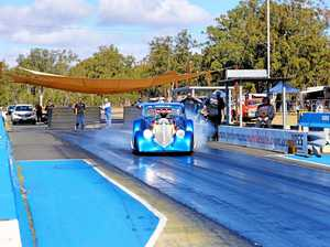 Drag racers are in hotrod heaven for busy weekend