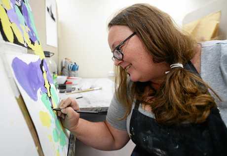 Elisha Habermann is a CQUniversity creative arts student.