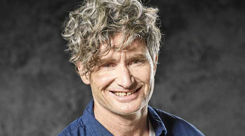 KEEP LAUGHING: Legendary funny man Dave Hughes will appear at the Great Western Hotel in Rockhampton on Thursday.
