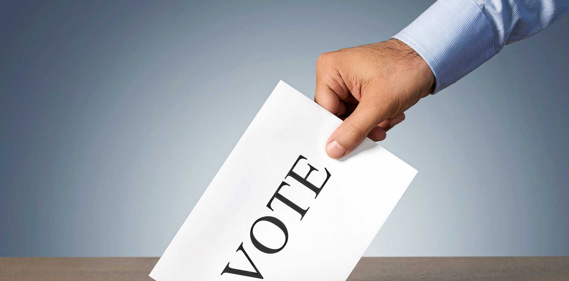A letter writer says millions of Australians only truly express themselves within the confinement of the polling booth, where they don't have to justify their opinion or beliefs.