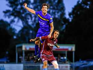Gympie gun midfielder back to lead team to victory