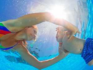 Splashing out on swimming lessons proves enlightening