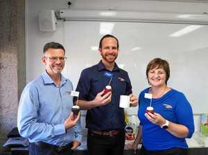 Mackay business honours Max Whitson