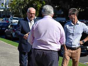 All smiles as Mayor comes around on controversial carpark