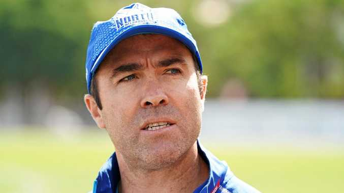 Roos and coach Brad Scott 'could part company within weeks'