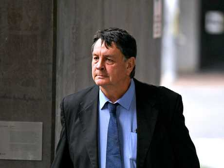 MCG Quarries site senior supervisor Tony Addinsall was fined $35,000 and had no conviction recorded. Picture: AAP image, John Gass