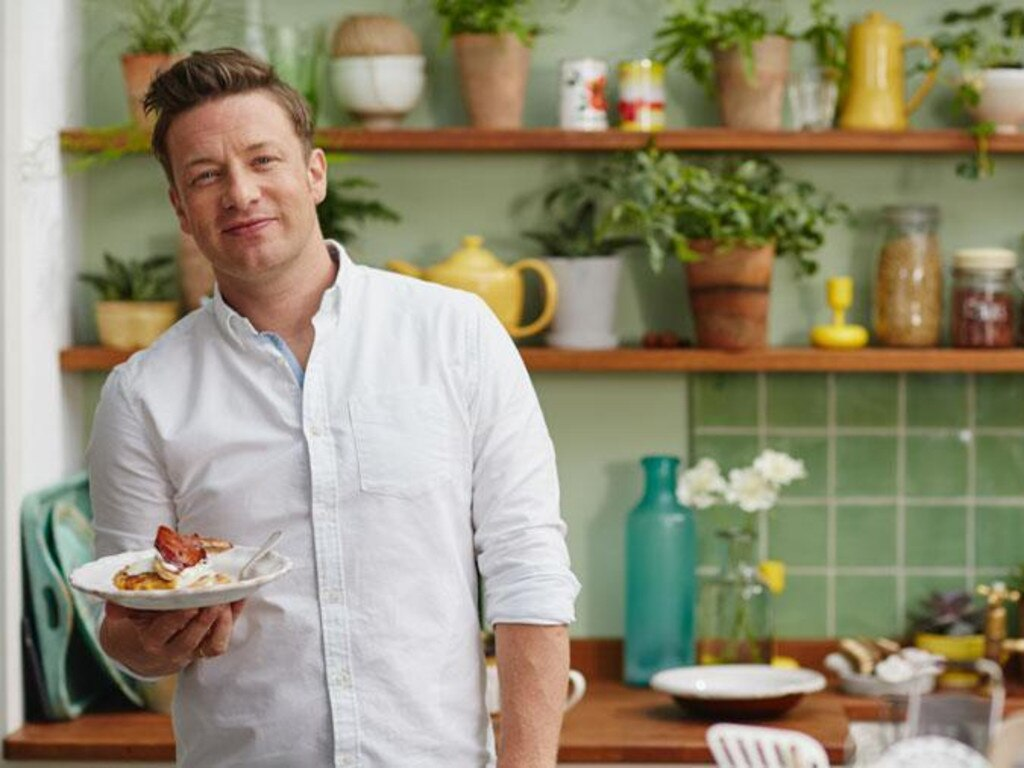 Jamie Oliver's Quick & Easy Meals are popular around the world. Picture: Supplied